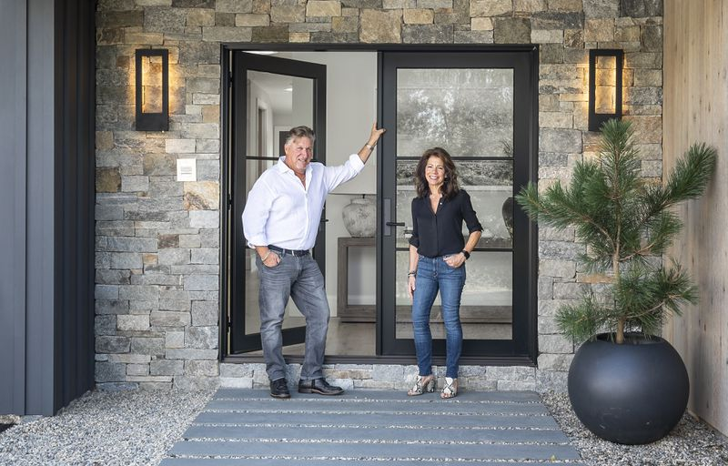 Jerry and Sandy Efren of Greyrock Homes
