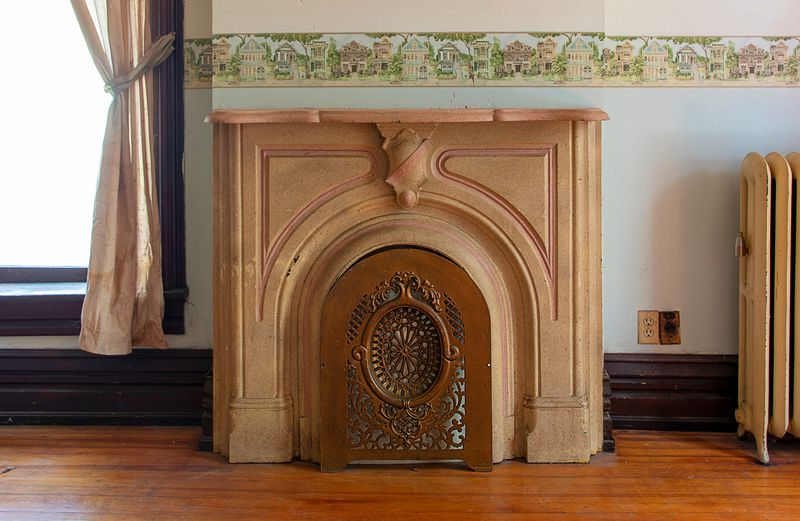 Fall 2021 Save TOH,bedroom fireplace